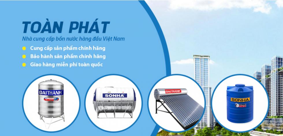 Nơi cung cấp máy nước nóng năng lượng mặt trời chính hãng