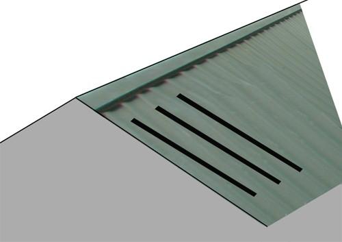 Hướng dẫn cách lắp đặt máy nước nóng năng lượng mặt trời Thái Dương Năng trên mái Nghiêng