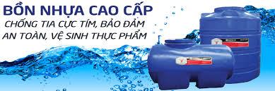 Bồn nước nhựa Sơn Hà - Chống tia cực tím
