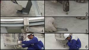 Cách lắp đặt bồn nước inox Hwata an toàn