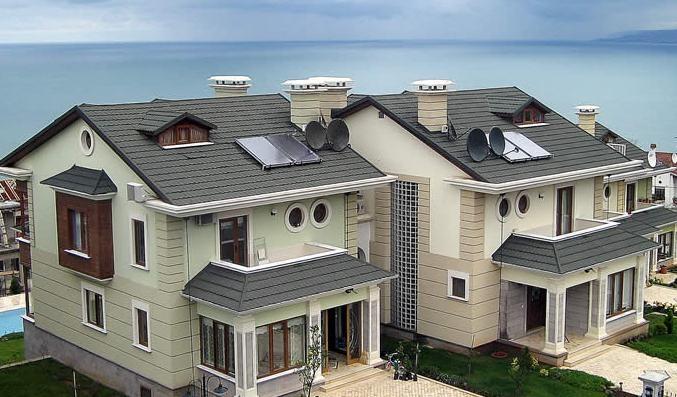 Lắp đặt máy nước nóng năng lượng mặt trời tiêu chuẩn
